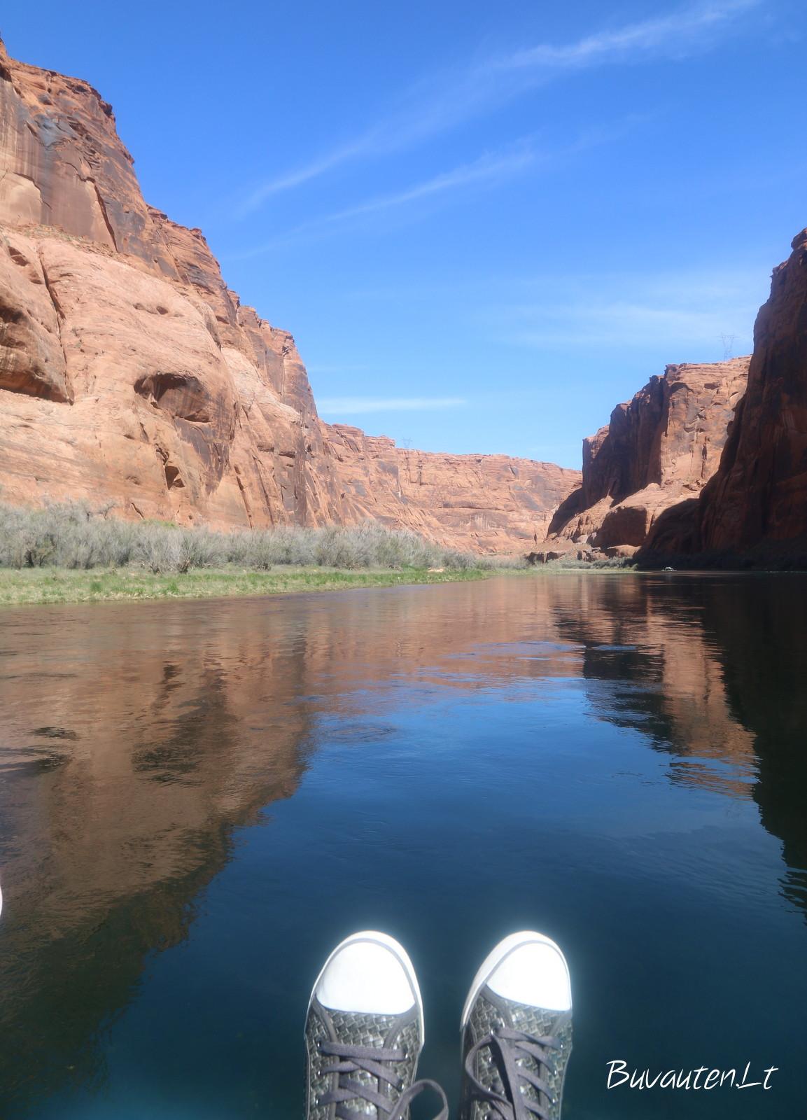Kolorado upėje
