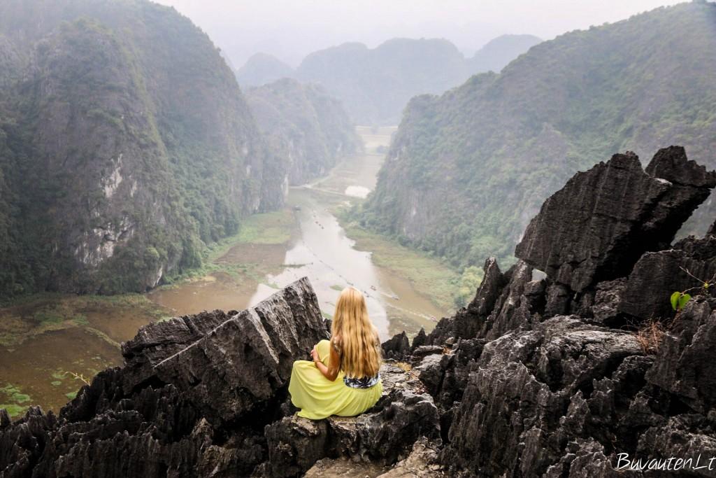 Hang Mua kalnas
