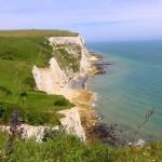 Savaitgalis Anglijoje: Doverio baltosios uolos ir karo tuneliai