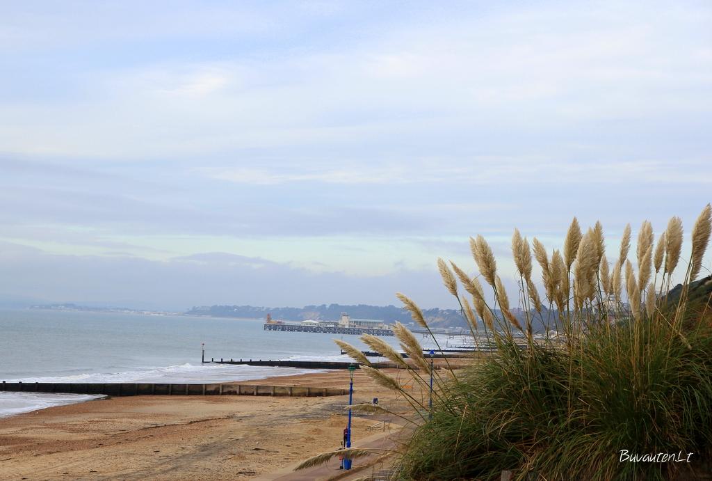 Bournemouth pakrantė