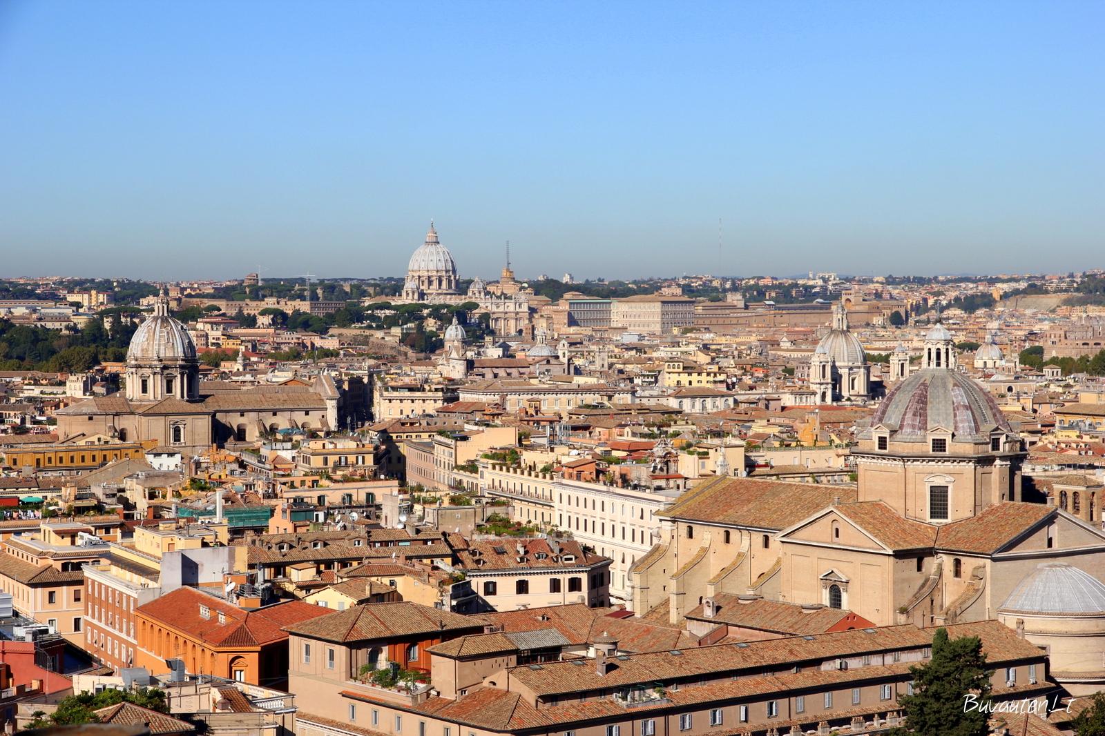 Romos stogai