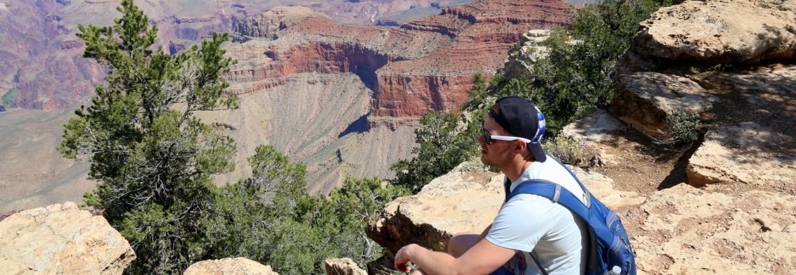 Didžiojo kanjono didybė užburia