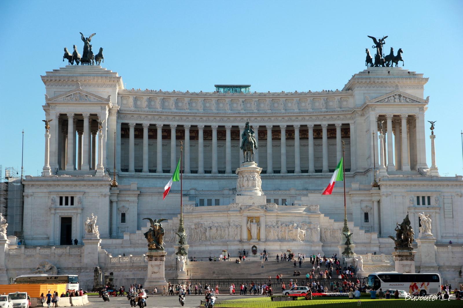 Monumentas Italijos karaliui Vittorio Emmanuele
