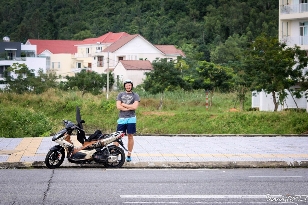 Motoroleriu Vietname pasiekiama viskas