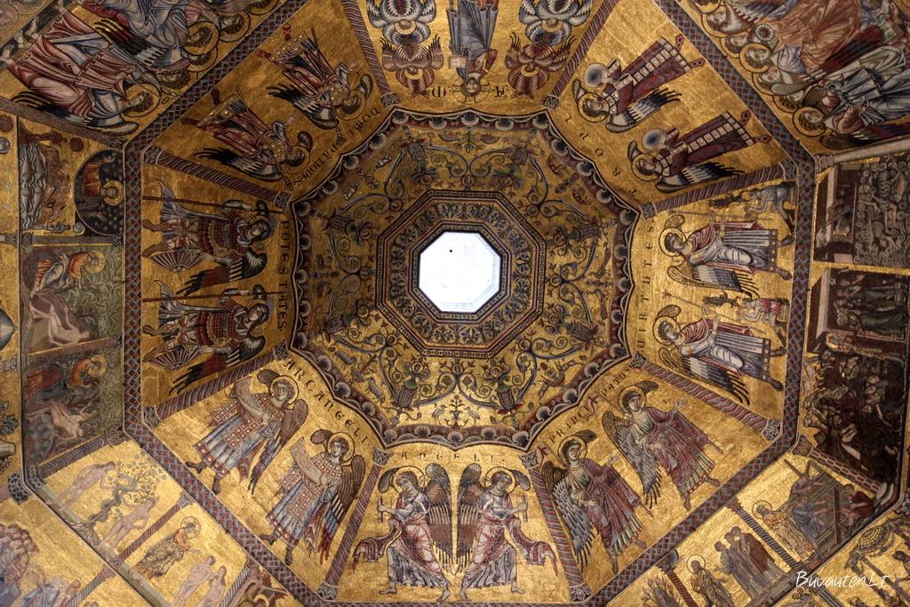 Šv. Jono baptisterijos stogas