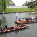 Kembridžas – angliška Venecija ir studentų svajonė