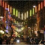 Kalėdų lempučių įžiebimo renginiai Londone