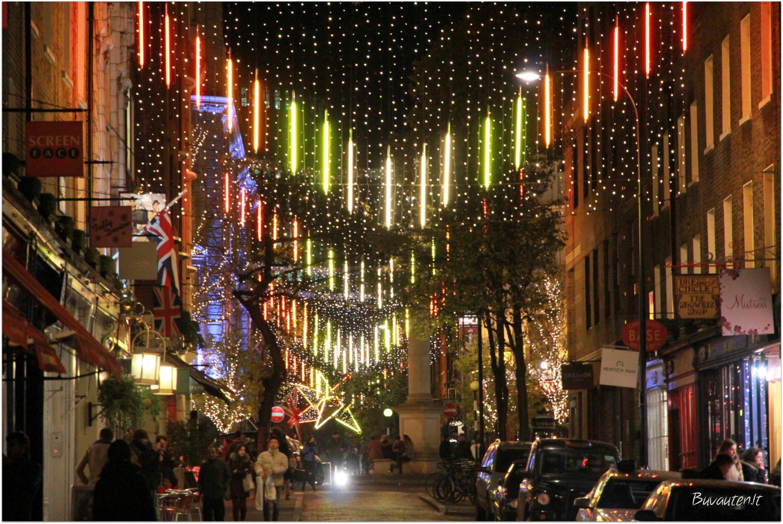 Kalėdos Londone