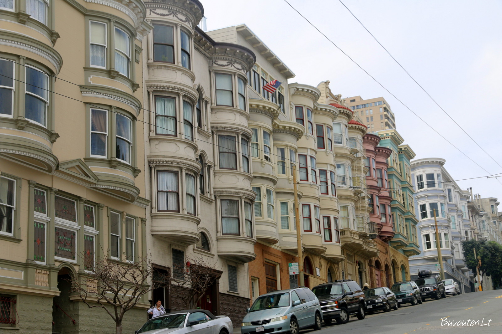 Jaukūs San Francisko