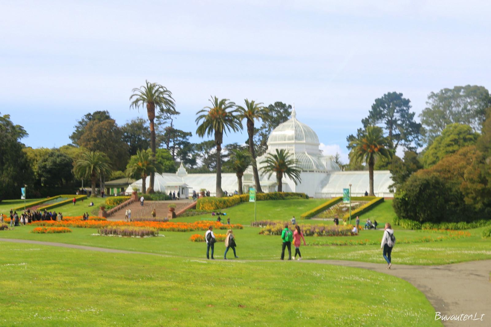 Auksinių vartų parkas