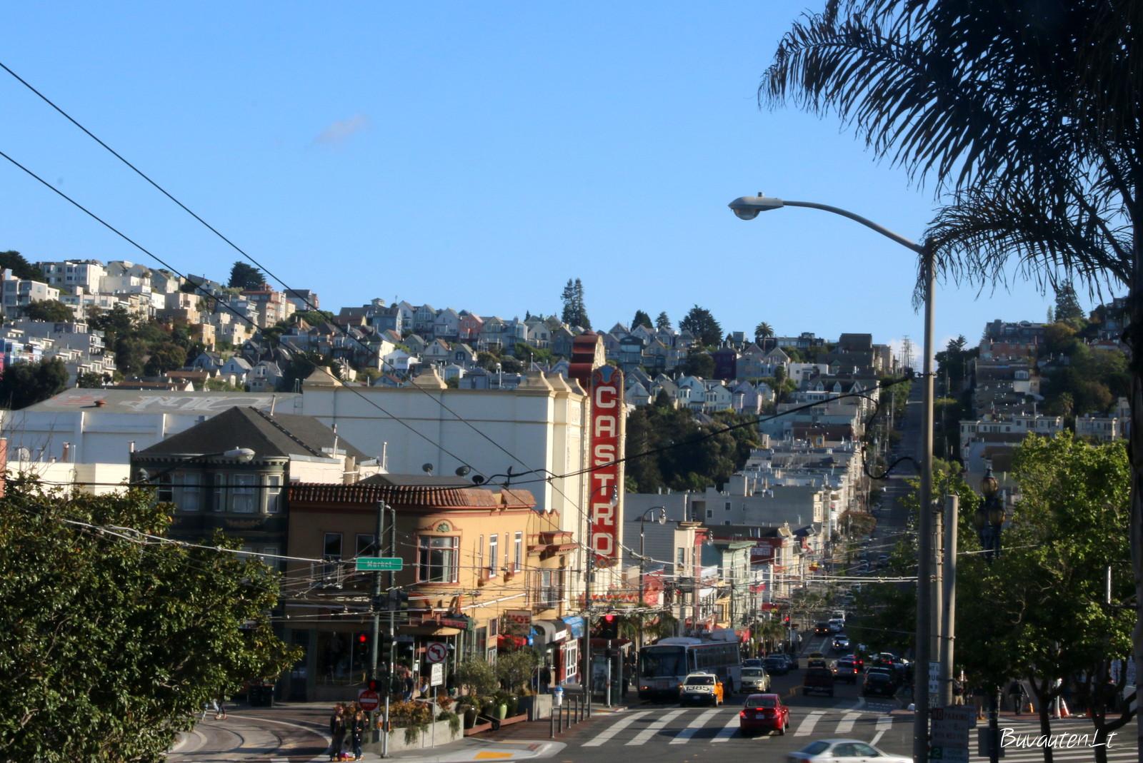 Castro gatvė