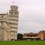 Piza – ne vien pasvirusio bokšto miestas