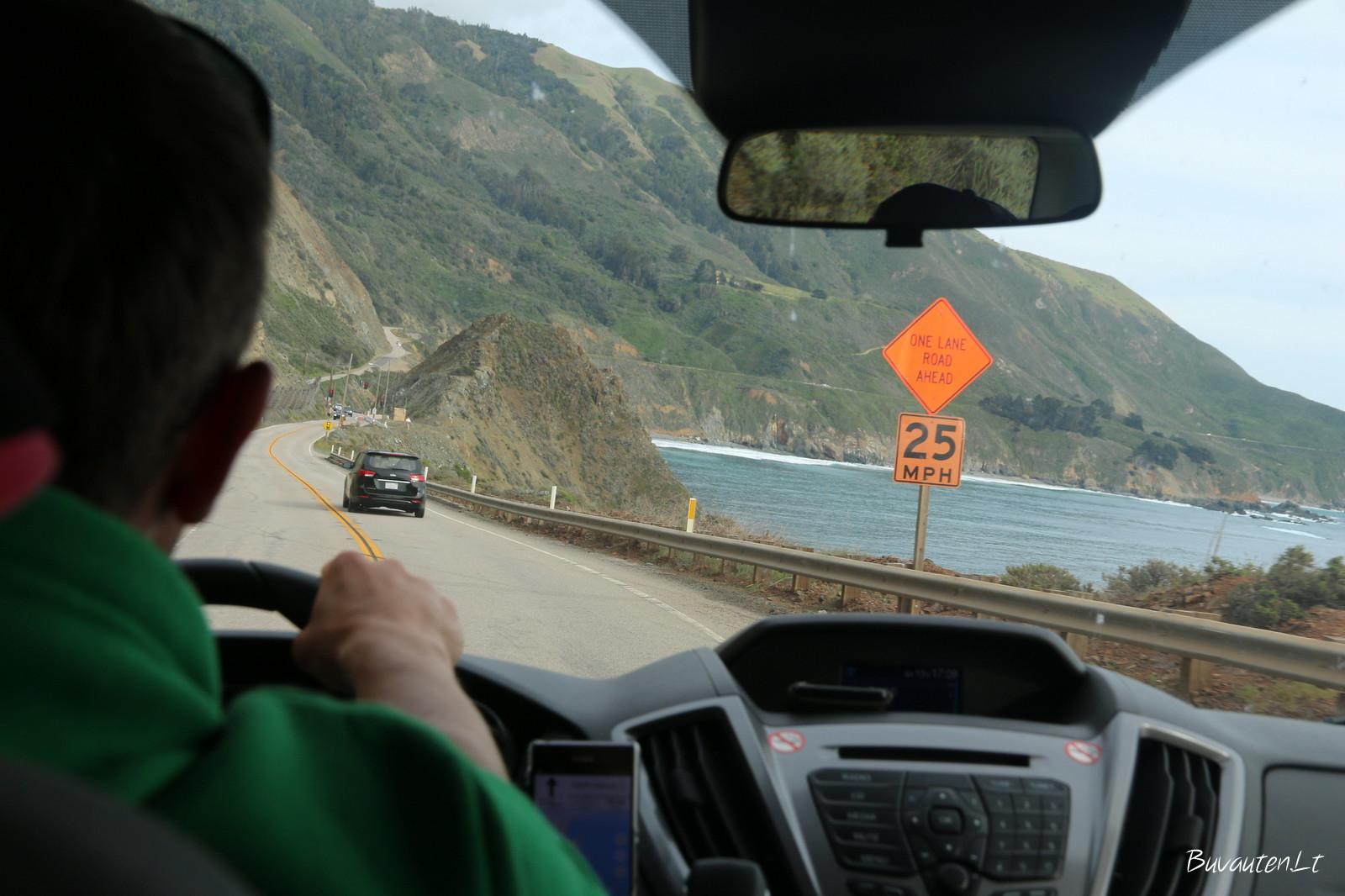 Ramiojo vandenyno pakrantės kelias