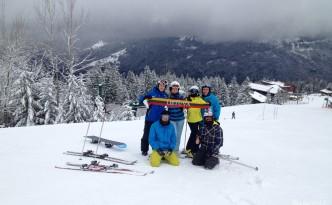 slidinėjimas Prancūzijoje