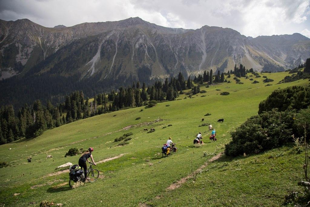 Lietuviai Kirgizijoje