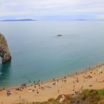 Anglijos pakrantės pažiba – Durdle Door