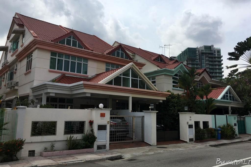 Gyvenamasis Singapūro rajonas