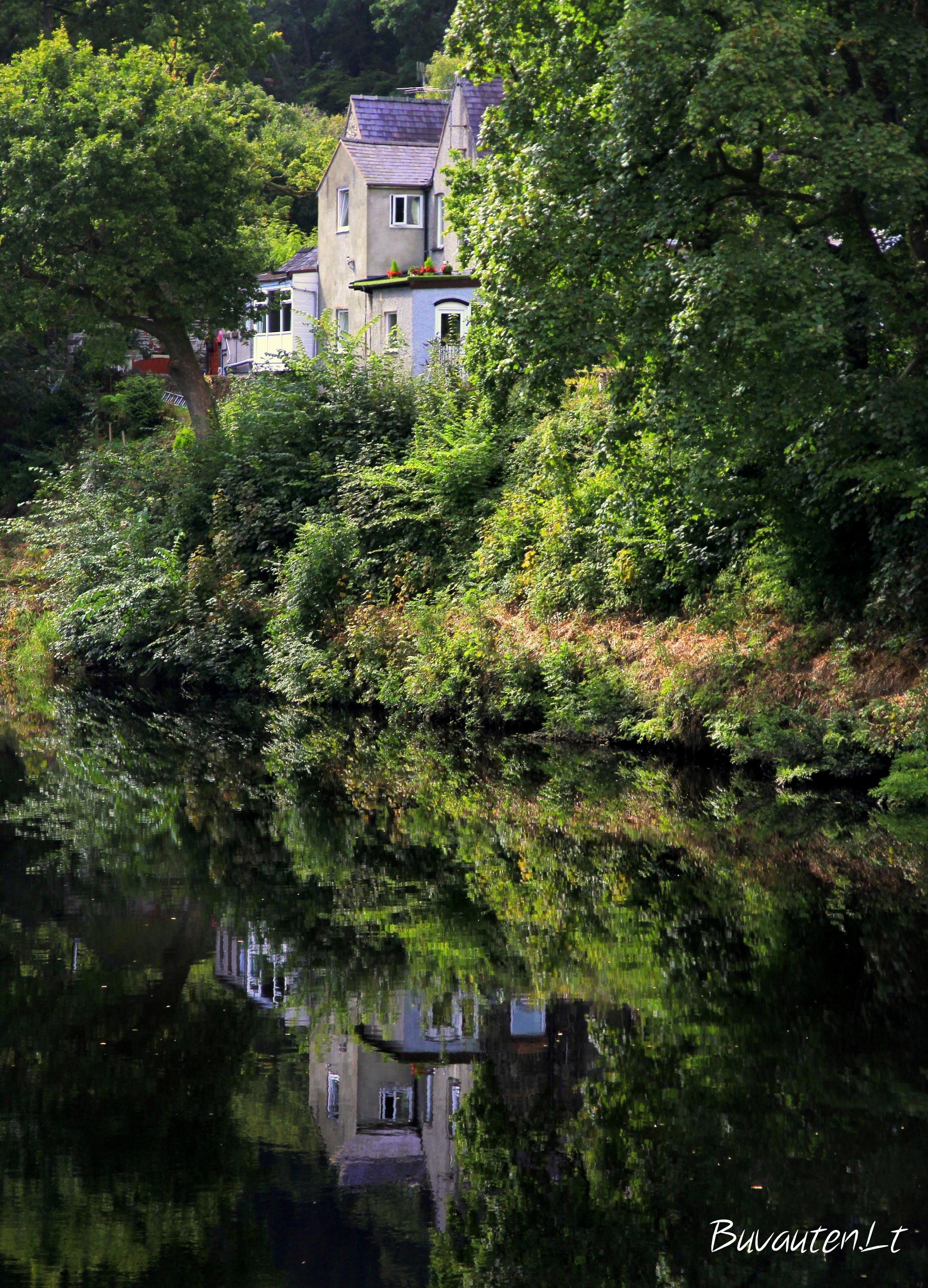 Conwy upės veidrodis