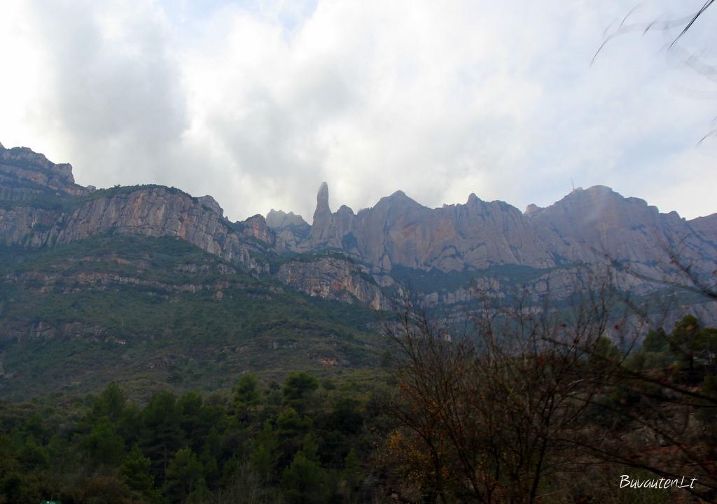 Montserato kalnai