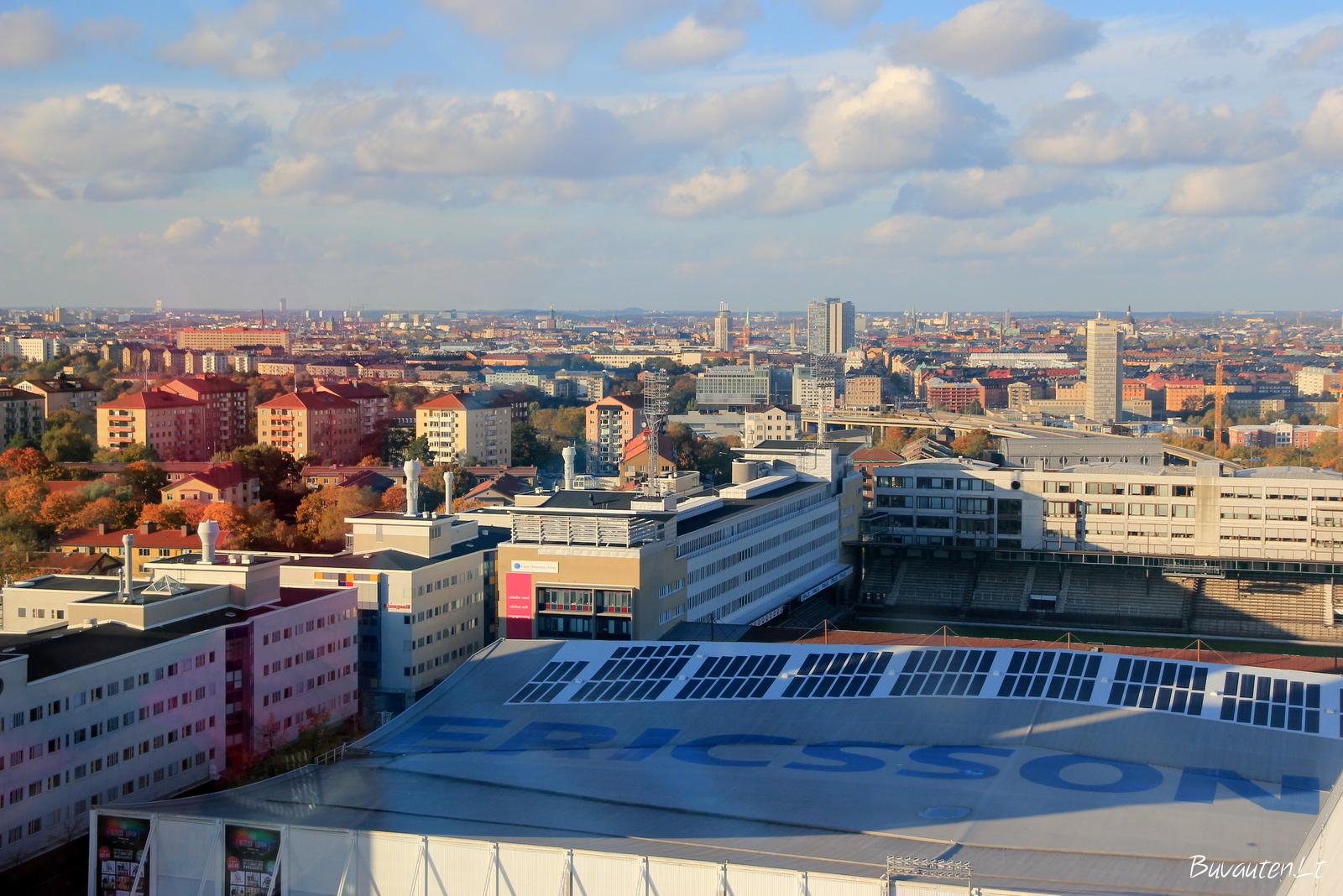 Stokholmo arena