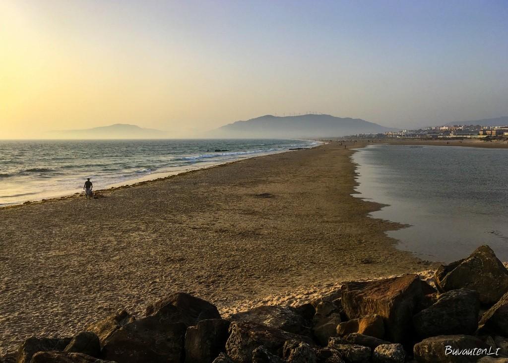 Tarifa - Ispanijos miestas, nuo kurio iki Afrikos tik 14 km