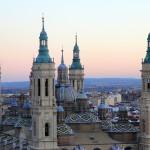 Kelionė po Ispaniją: viena naktis Saragosoje
