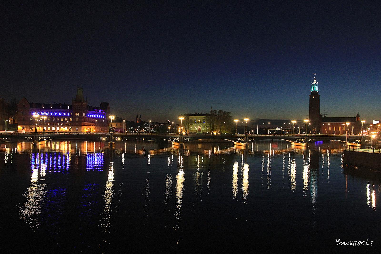 Stokholmas savaitgalio kelionė