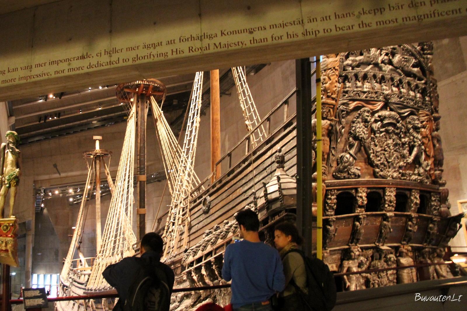 Stokholmo Vaza muziejus