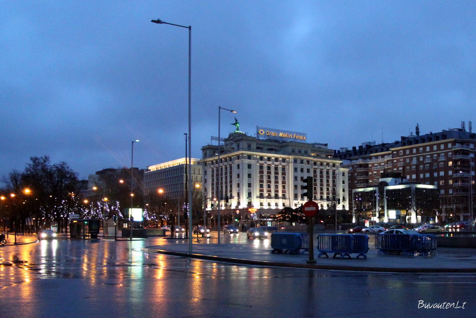 Naktinis Madridas
