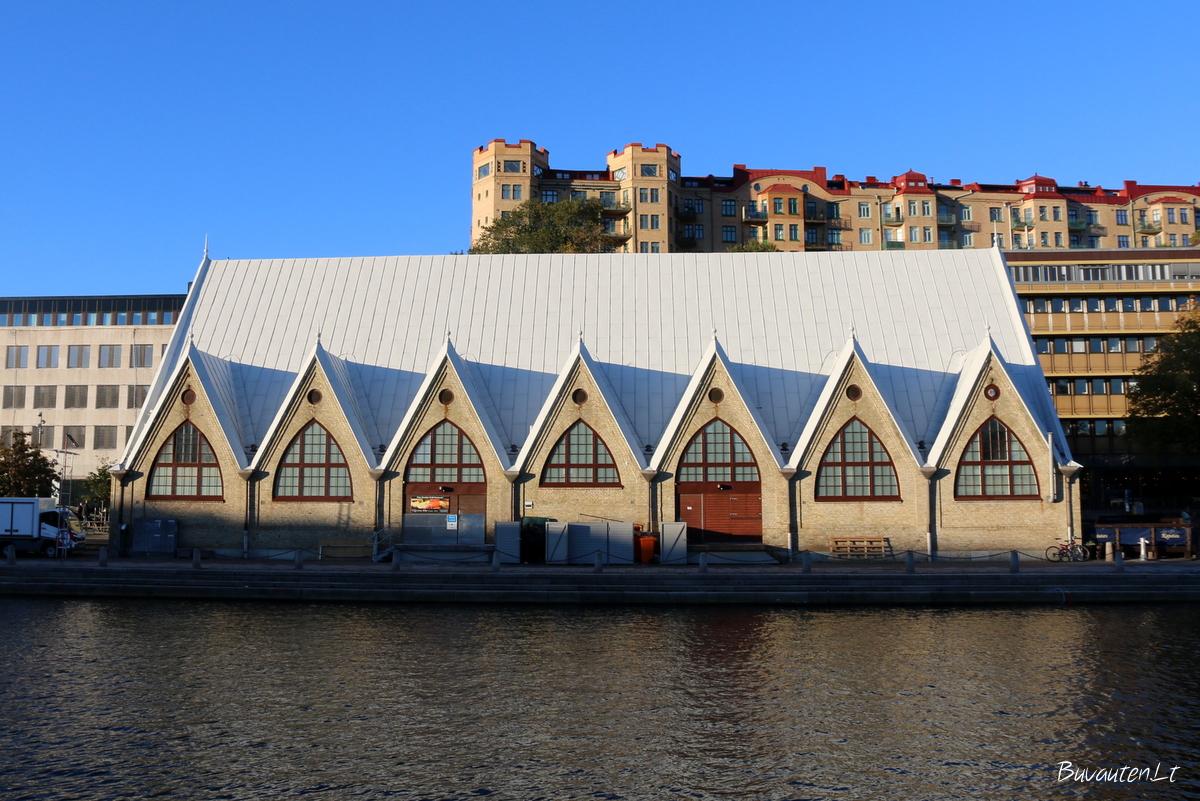 Geteborgo žuvies bažnyčia