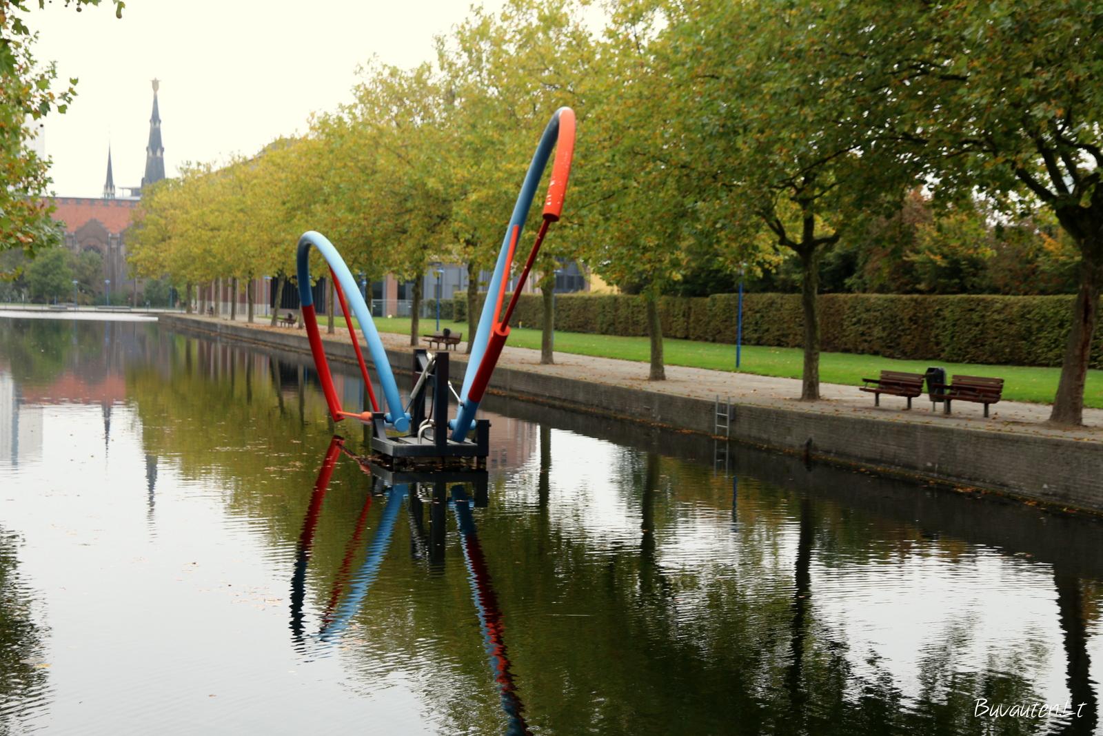 Ramus rudenio rytas Eindhovene