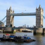 Pasivaikščiojimai Londone: pietinis Temzės krantas