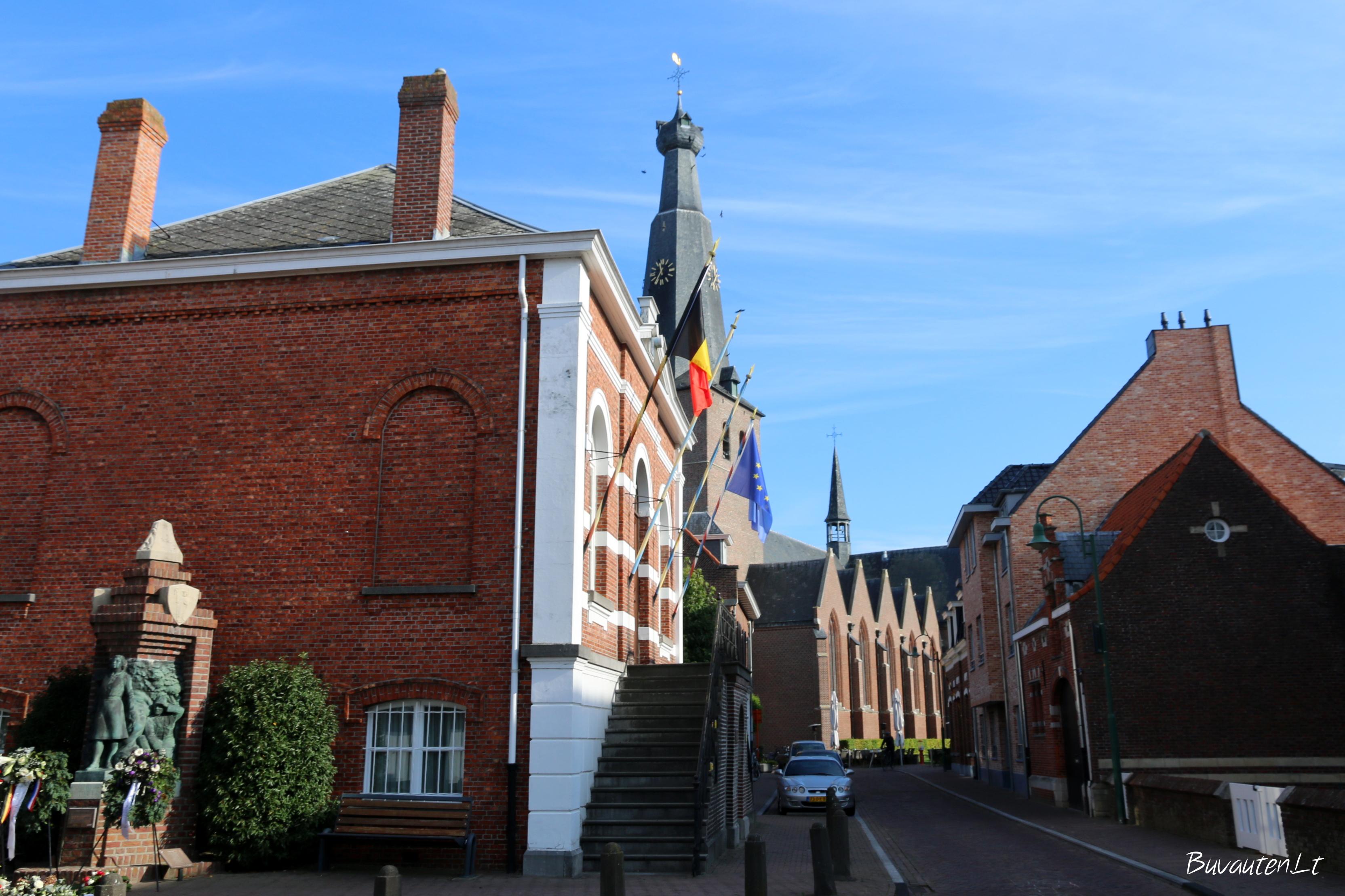 Miestelio belgiškoji dalis
