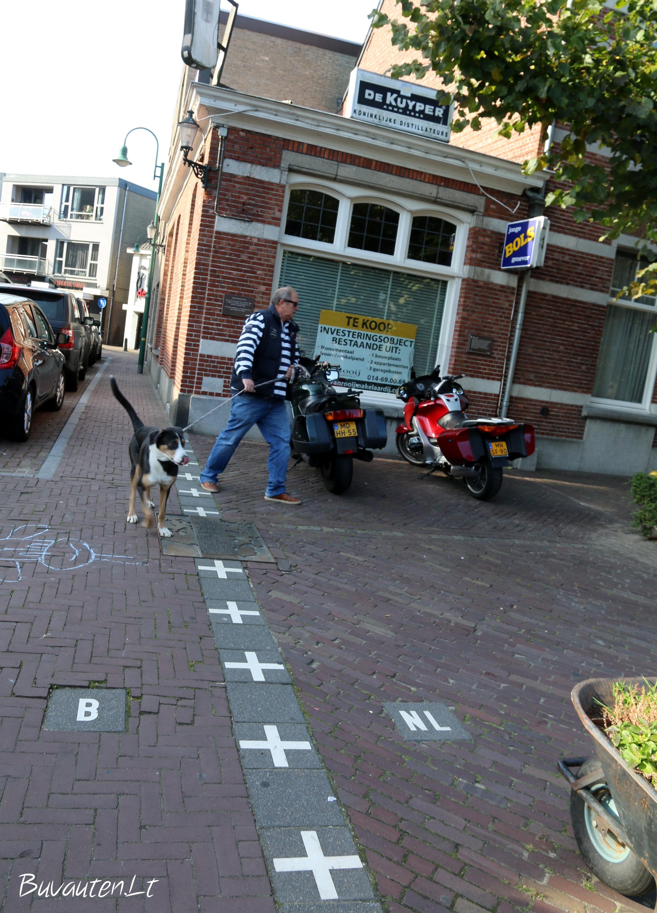 Baarle Nassau & Baarle Hertog