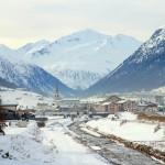 Kelionė po Europą: pirmoji dalis – slidinėjimas Italijoje