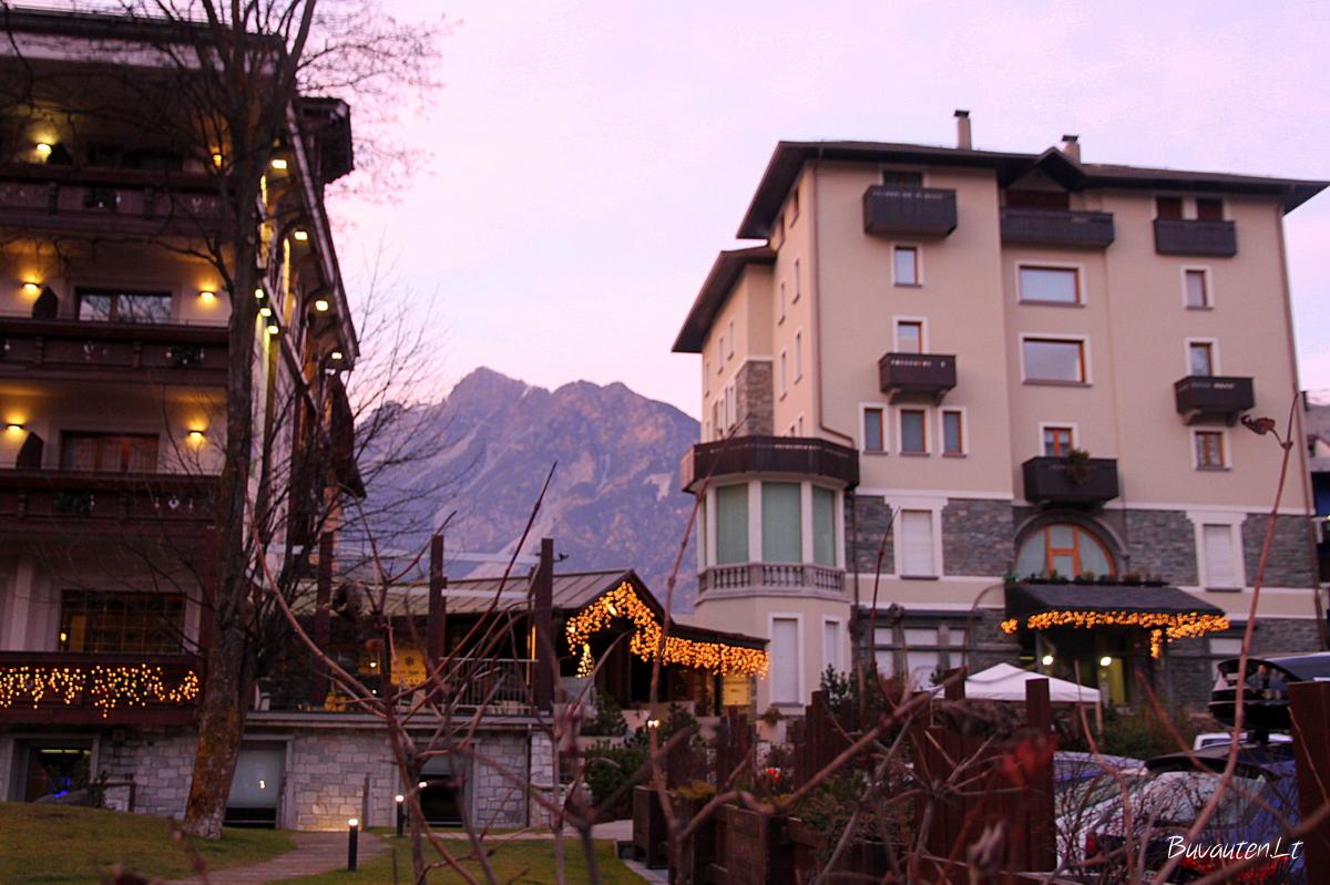 Bormijaus mieste – daug viešbučių