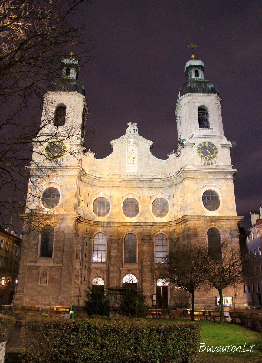 Insbruko katedra