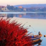 Pirmoji diena: itališka siesta ir saulėlydis Sesto Calende