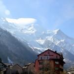 Šamoni Prancūzijos Alpėse: poniškas kalnų kurortas