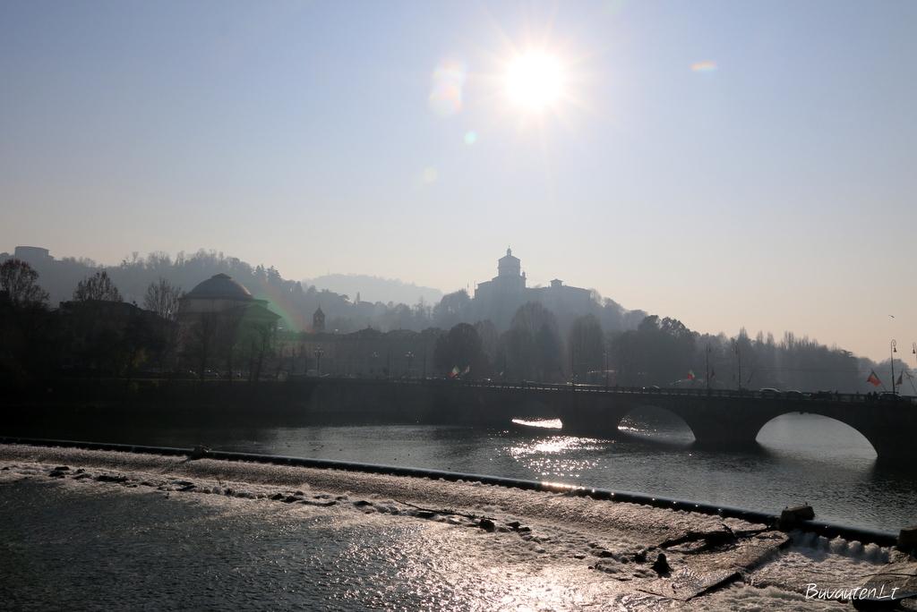 Turinas ir upė Po