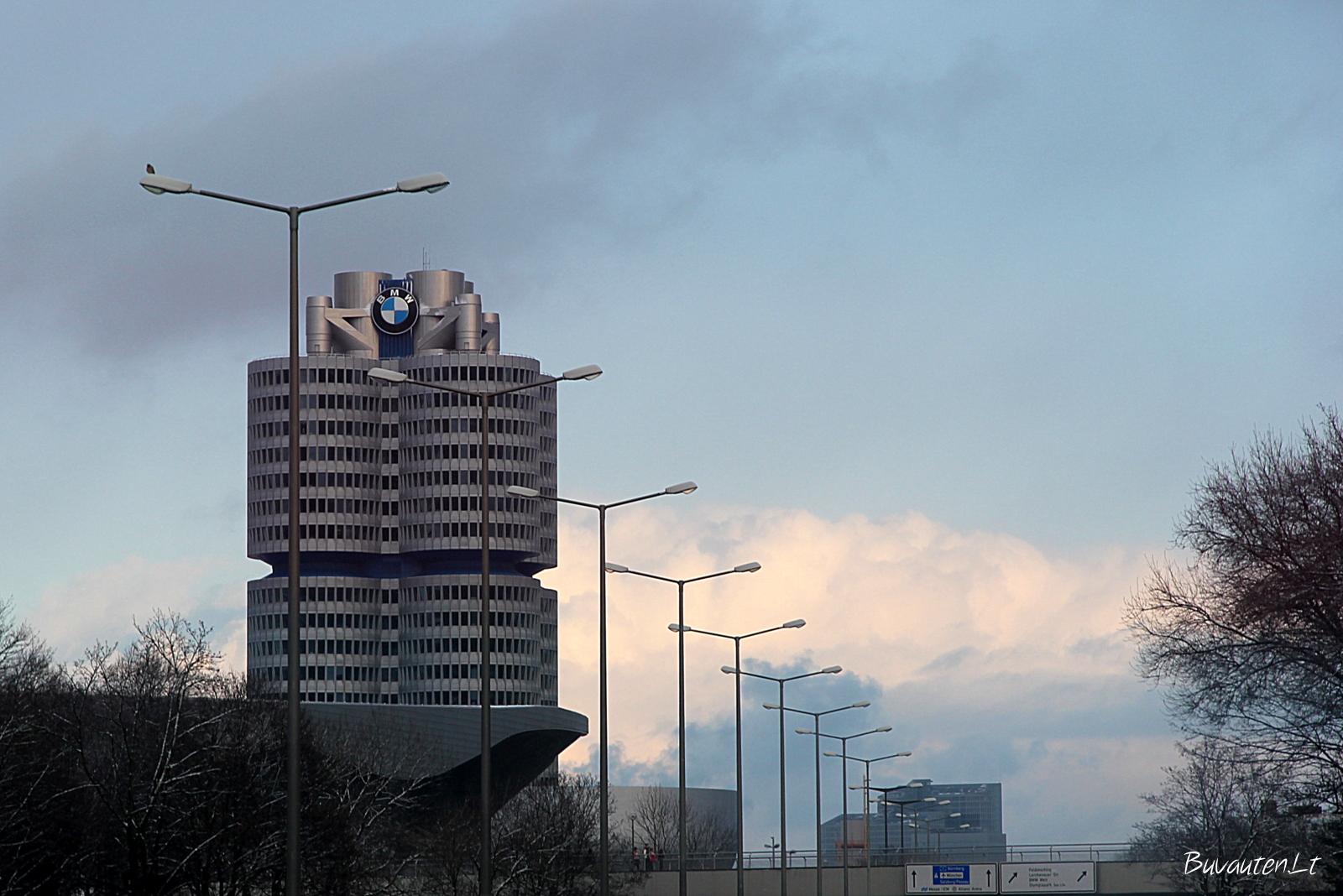 BMW muziejus Miunchene