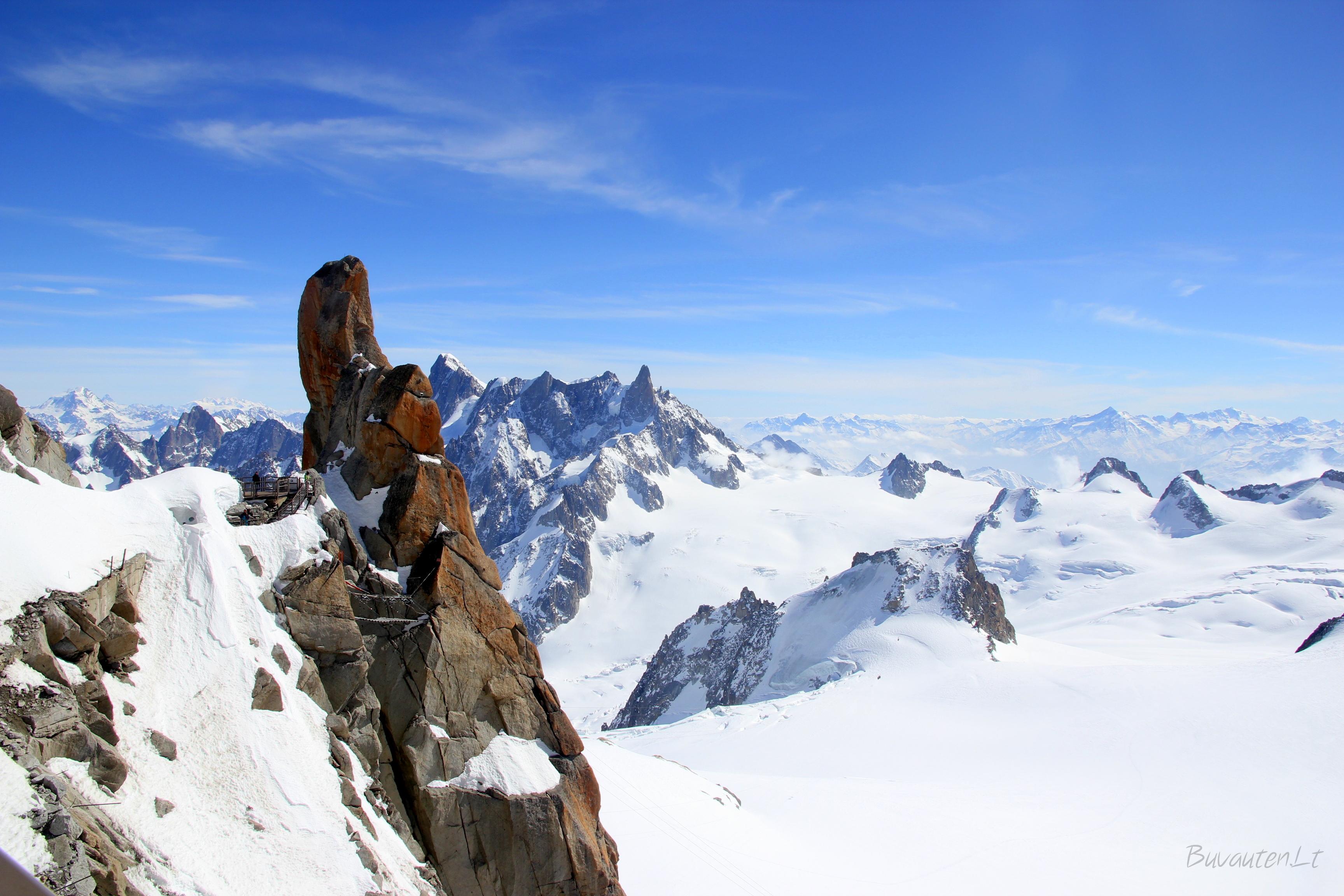 Nesibaigiantys kalnai