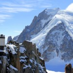 Alpių viršūnėse: didysis Monblanas ir stiklo dėžė (VIDEO)