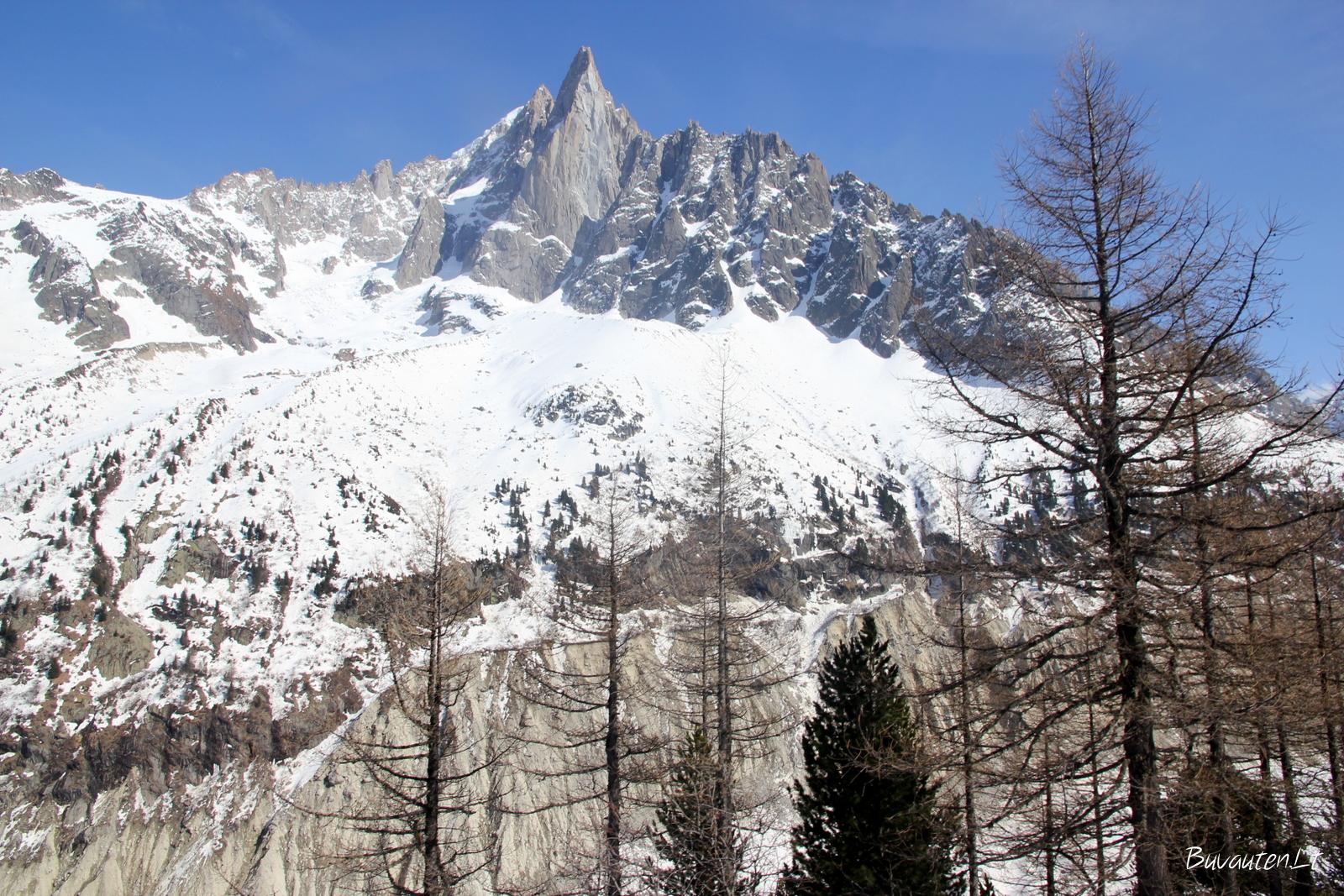 Les Drus viršukalnė