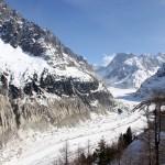 Prancūzijos Alpių stebuklai: gyva ledo jūra ir urvas ledyne (VIDEO)