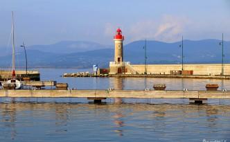 San Tropezo uostas