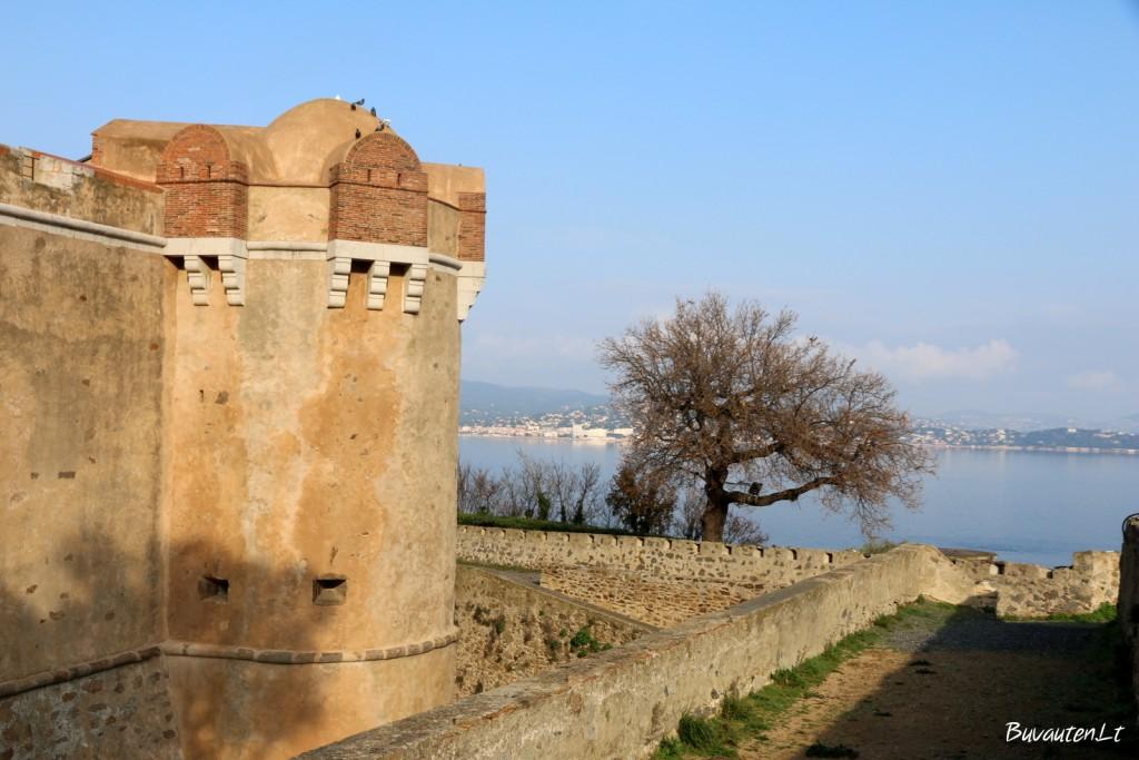 San Tropezo tvirtovė