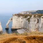 Baltosios Prancūzijos pakrantės kalvos – Etretat