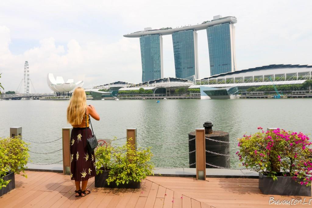 Singapūro Marina Bay