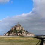 Normandijos įdomybės: vienuolynas saloje Mont Saint-Michel